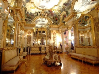 Salón de Baile del Museo Cerralbo