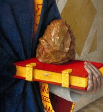 Jean_Fouquet_-_Etienne_Chevalier_with_St._Stephen_-_detail_05