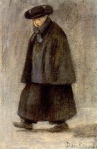 dario de regoyos clerigo 1913