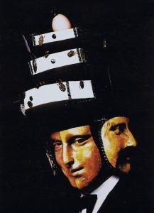 baron alexis de redé sombrero de dalí scalaregia
