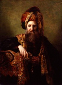 NPG 4573; Edward Wortley Montagu by Matthew William Peters