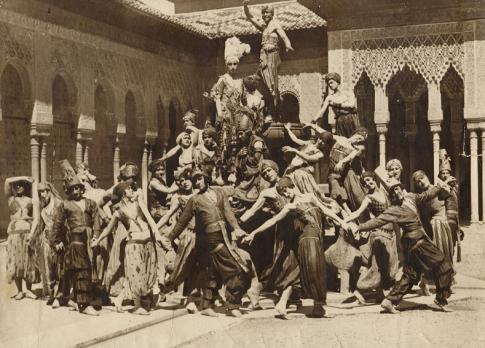 ballets russes alhambra 1918 joaquin turina