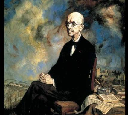 retrato de falla zuloaga 1925